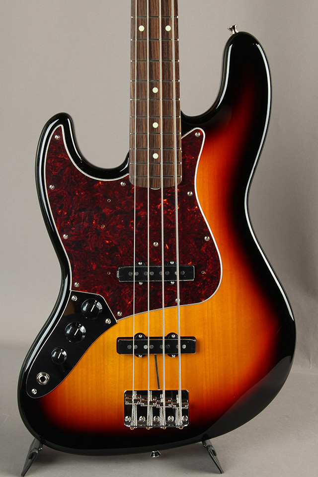 Made in Japan Traditional 60s Jazz Bass Left-Handed 3CS