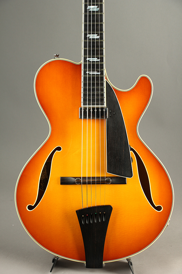 CL Jazz / Amber Sunburst