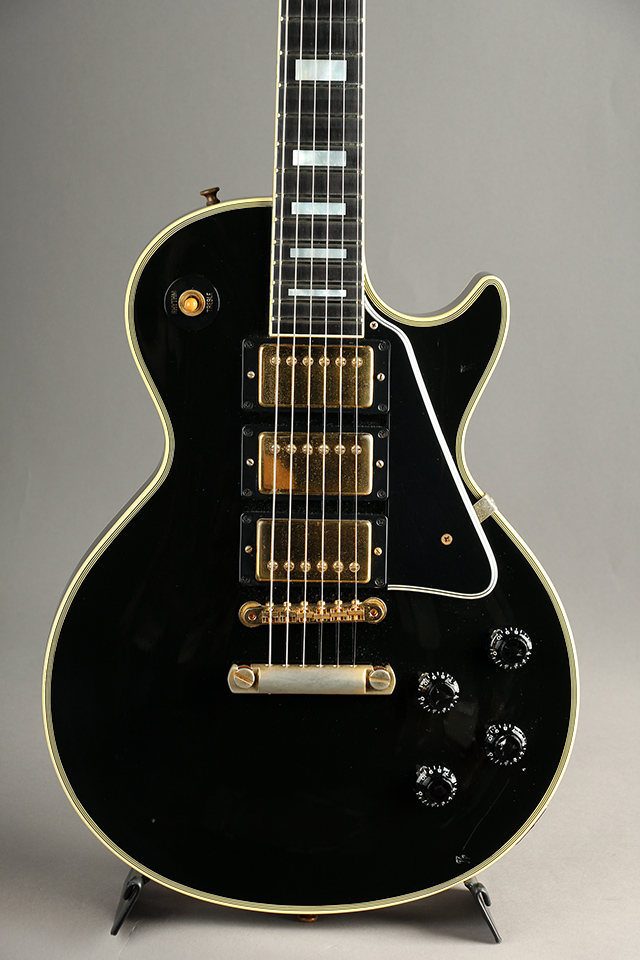Historic Collection 1957 Les Paul Custom 3PU Ebony