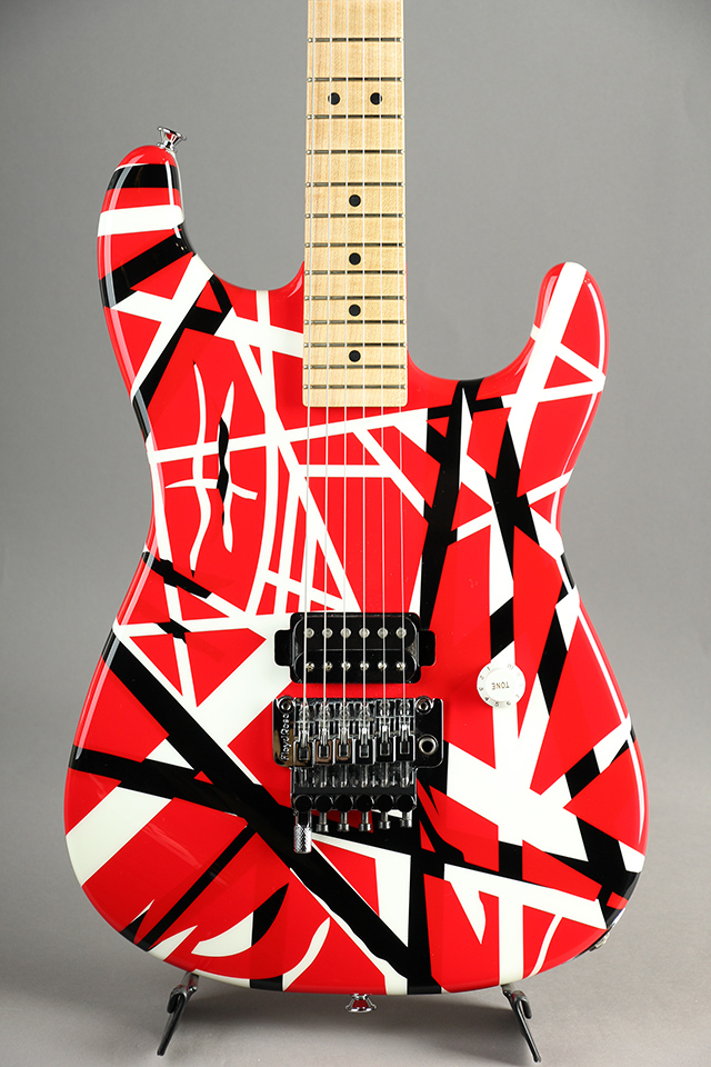 EVH Art Series Red Black & White 2004