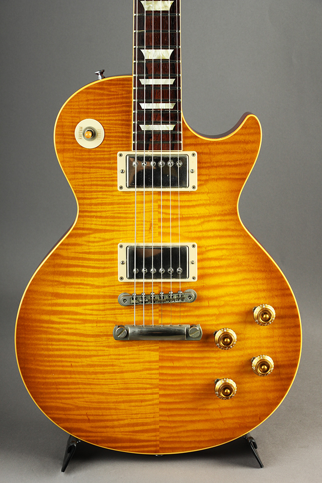 Historic Collection 1959 Les Paul Standard Reissue Lemon Burst
