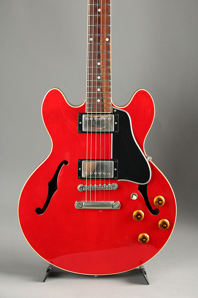 CS-336 Plain Cherry 2005