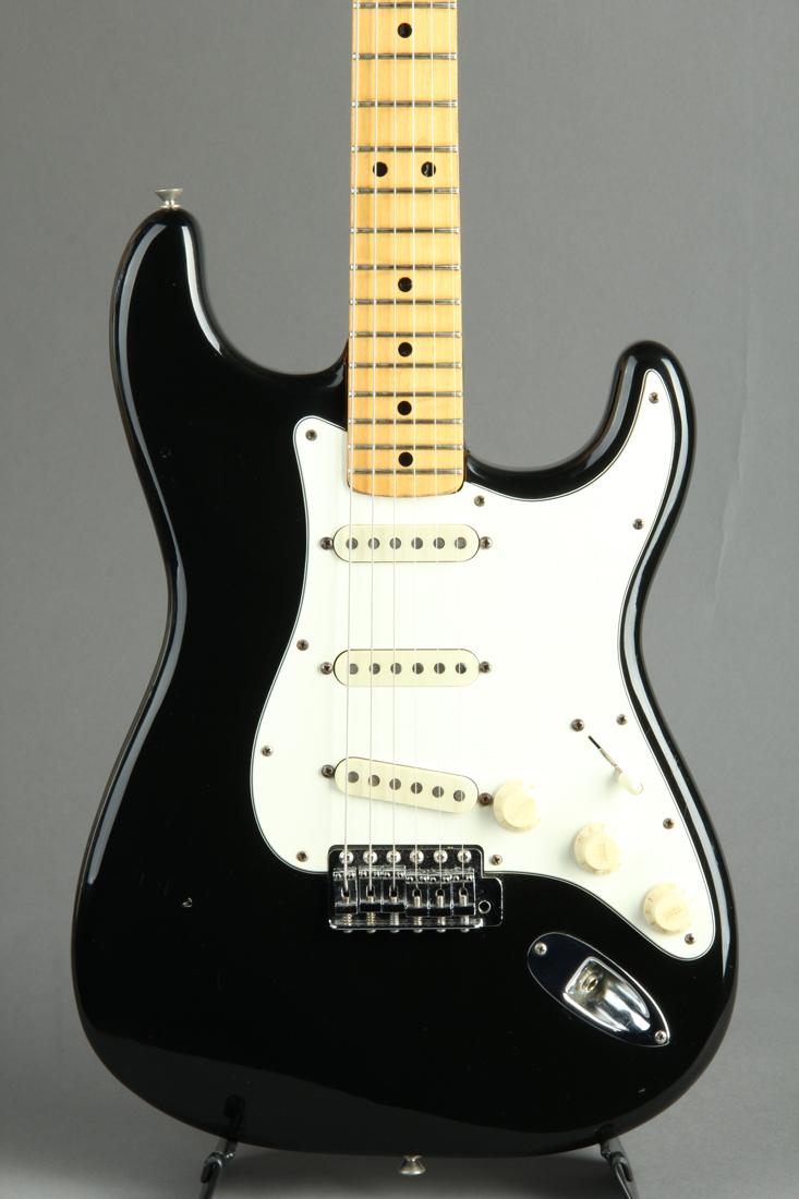 Stratocaster Black/Maple