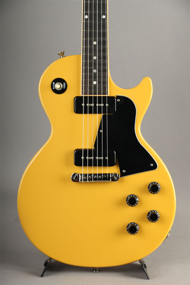 Les Paul Junior Special TV Yellow 2014