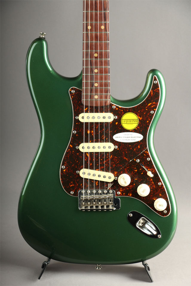Stratocaster Type Candy Green