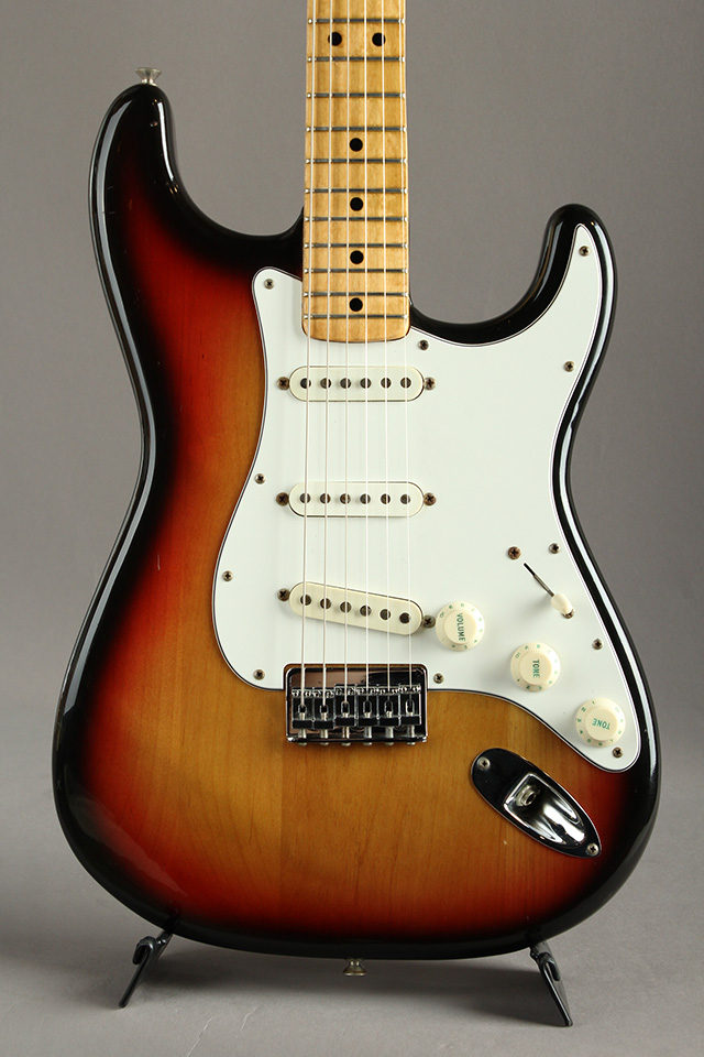 1974 Stratocaster Hard Tail Alder/Maple