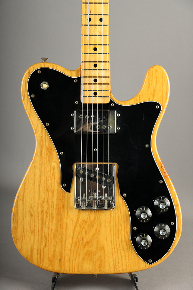 1974 Telecaster Custom Natural