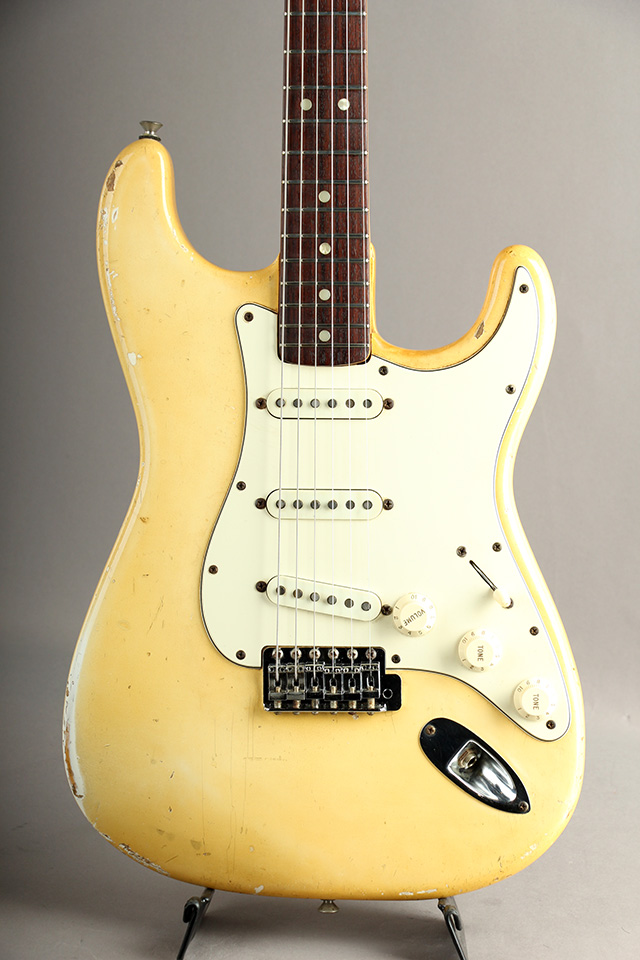 1972 Stratocaster Olympic White/Rose
