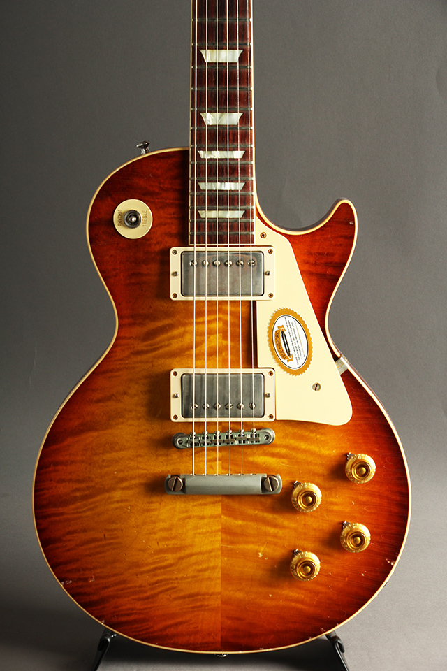 "Limited Run Les Paul Standard Figured Top Tom Murphy Painted & Aged ""Murphy Select Maple""#9 1043"