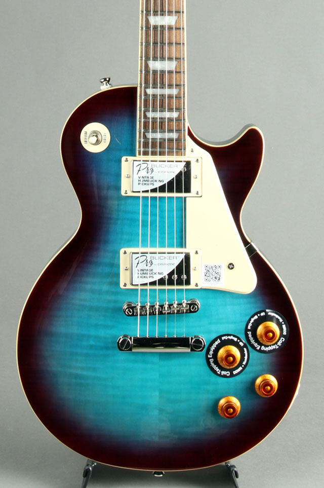 Les Paul Standard Plus-top Pro Blueberry Burst