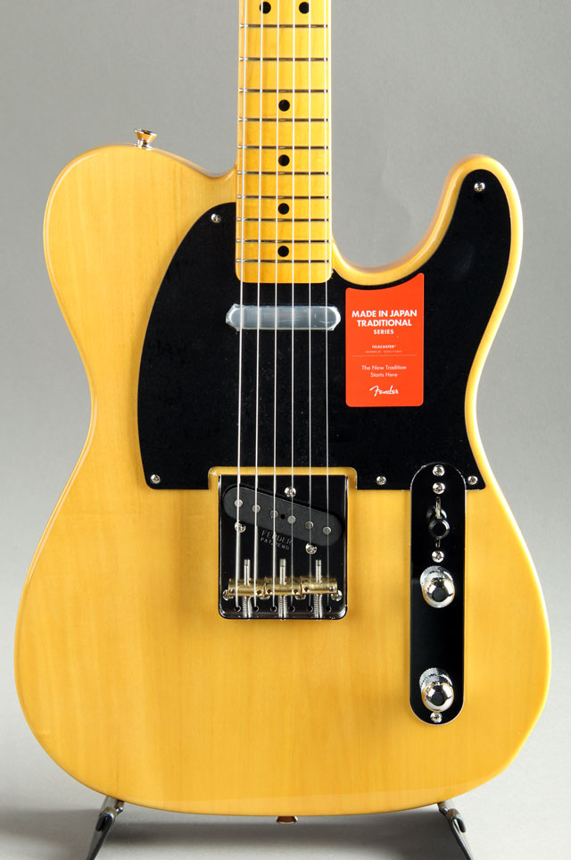 Made In Japan Traditional 50s Telecaster/Vintage Natural