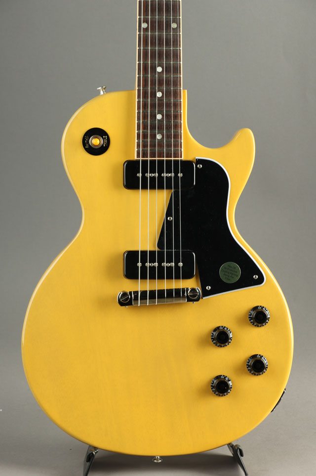 Les Paul Special TV Yellow 2019 s/n105190275