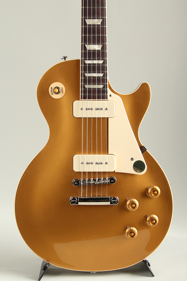 Les Paul Standard '50s P-90 Gold Top S/N:105390345
