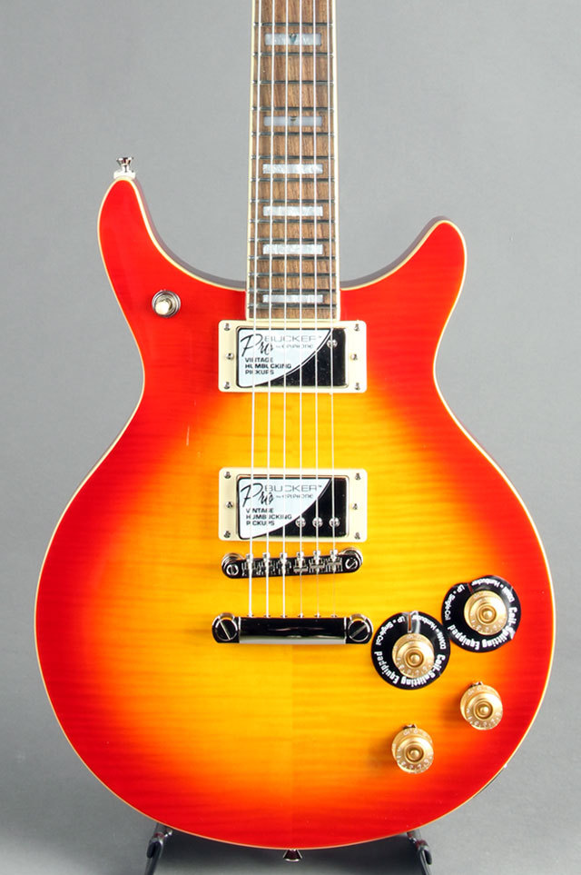 DC Pro Faded Cherry Burst