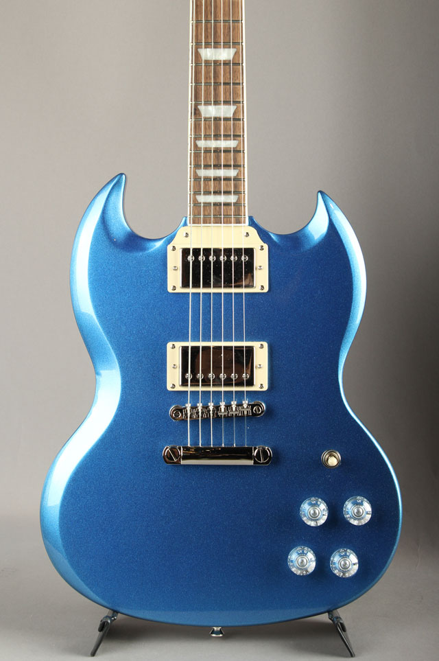 SG Muse Radio Blue Metallic