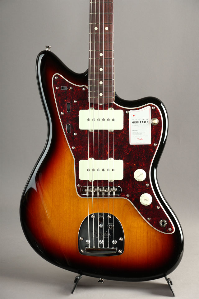 Made in Japan Heritage 60s Jazzmaster 3CS【S/N JD20001576】