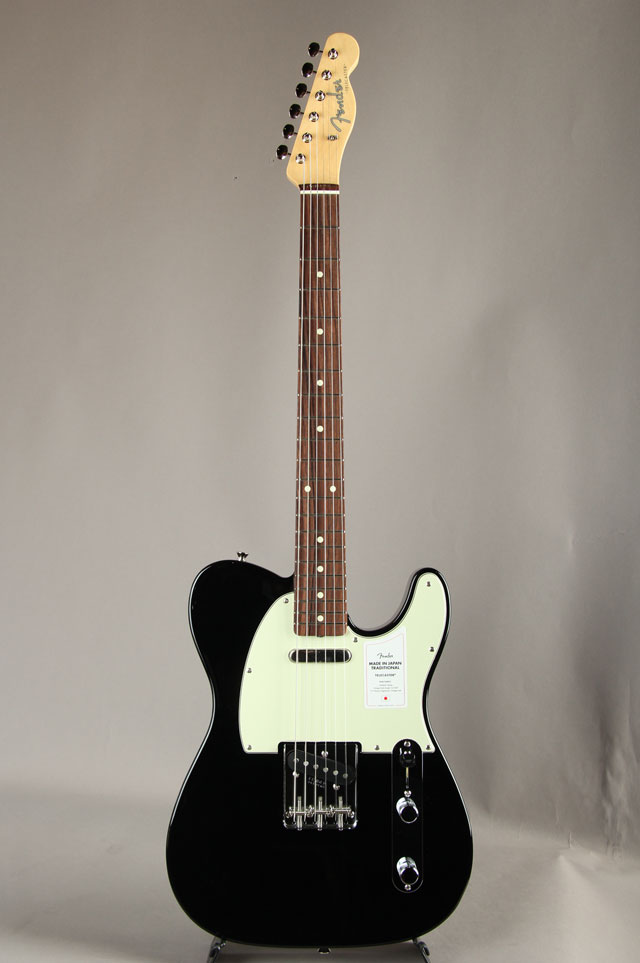 FENDER Made in Japan Traditional 60s Telecaster Black フェンダー サブ画像2