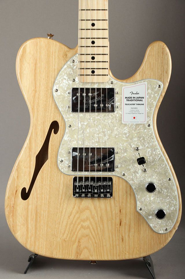 Made in Japan Traditional 70s Telecaster Thinline