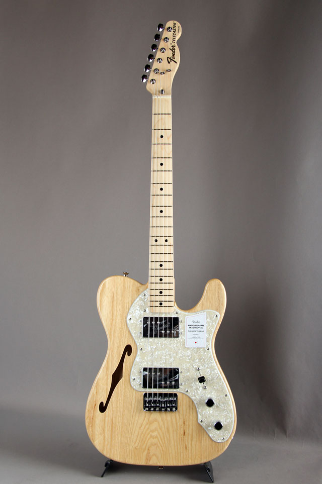FENDER  Made in Japan Traditional 70s Telecaster Thinline フェンダー サブ画像2