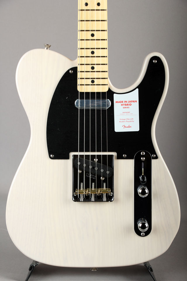 Made in Japan Hybrid 50s Telecaster US Blonde