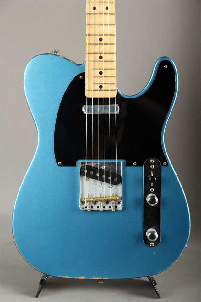 Vintera Road Worn '50s Telecaster Lake Placid Blue