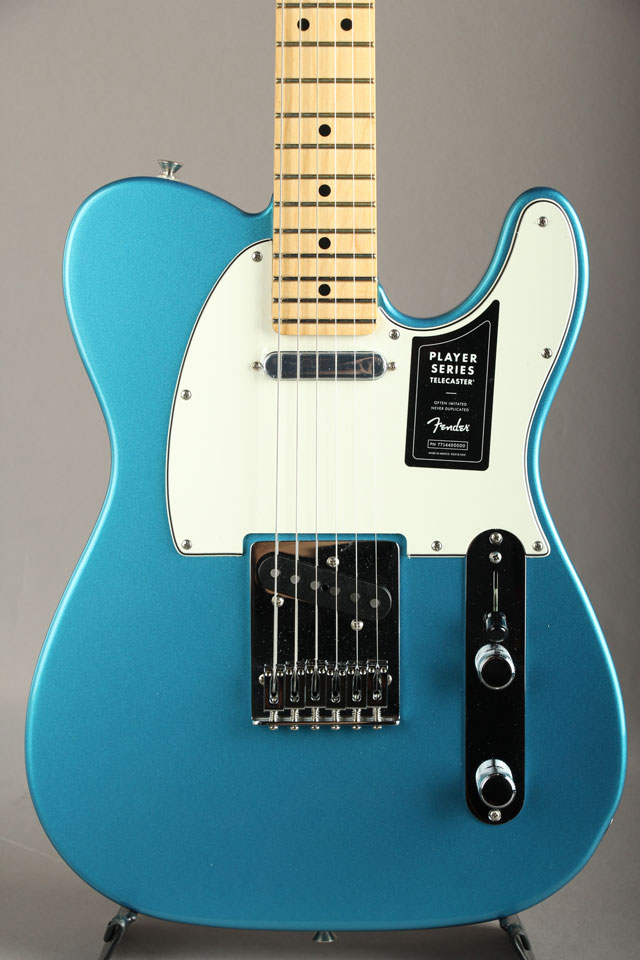 FENDER Limited Edition Player Telecaster Lake Placid Blue フェンダー
