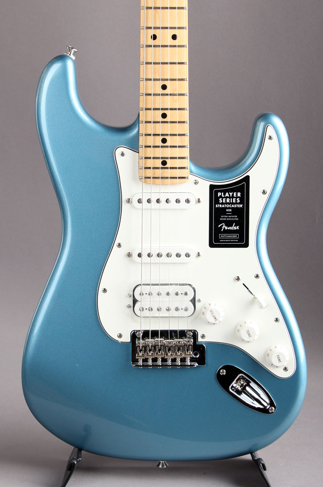 Player Stratocaster HSS Tidepool