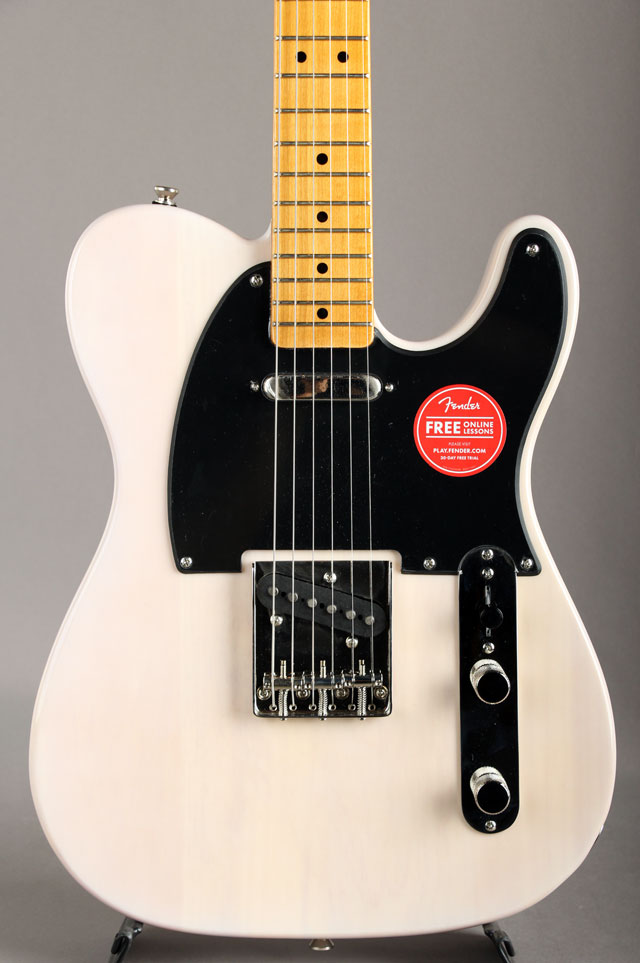 SQUIER Classic Vibe '50s Telecaster White Blonde スクワイヤー