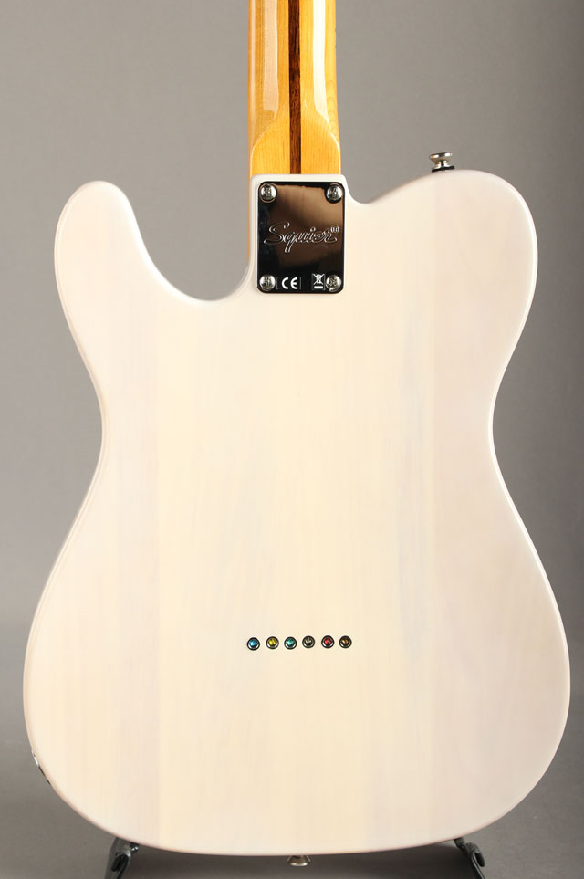 SQUIER Classic Vibe '50s Telecaster White Blonde スクワイヤー サブ画像1