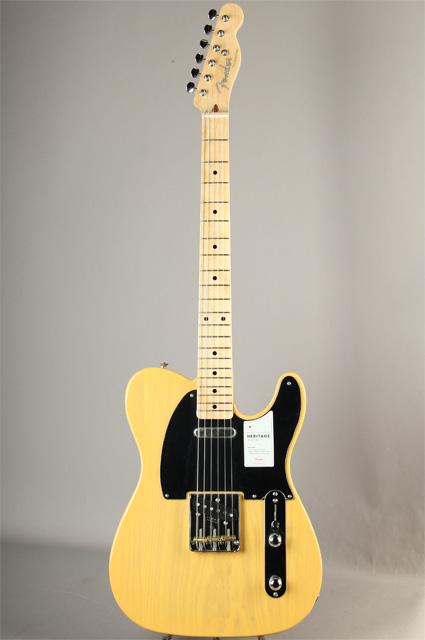 FENDER Made in Japan Heritage 50s Telecaster Butterscotch Blonde フェンダー サブ画像2