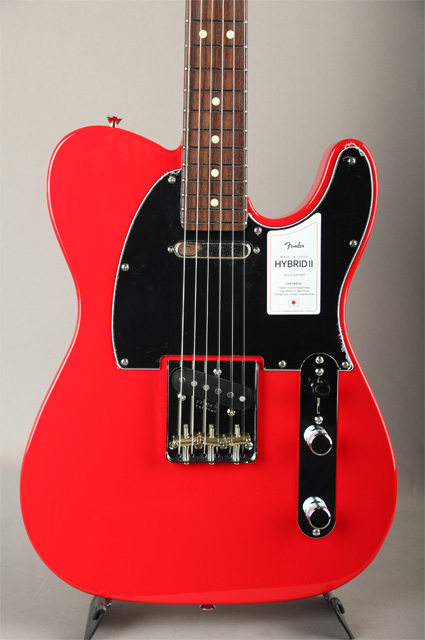 FENDER Made in Japan Hybrid II Telecaster Modena Red フェンダー