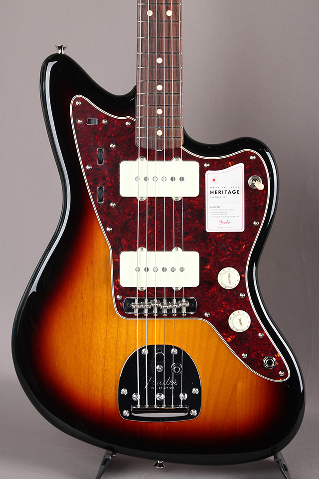 Made in Japan Heritage 60s Jazzmaster 3CS