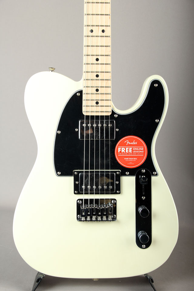 Contemporary Telecaster HH Pearl White