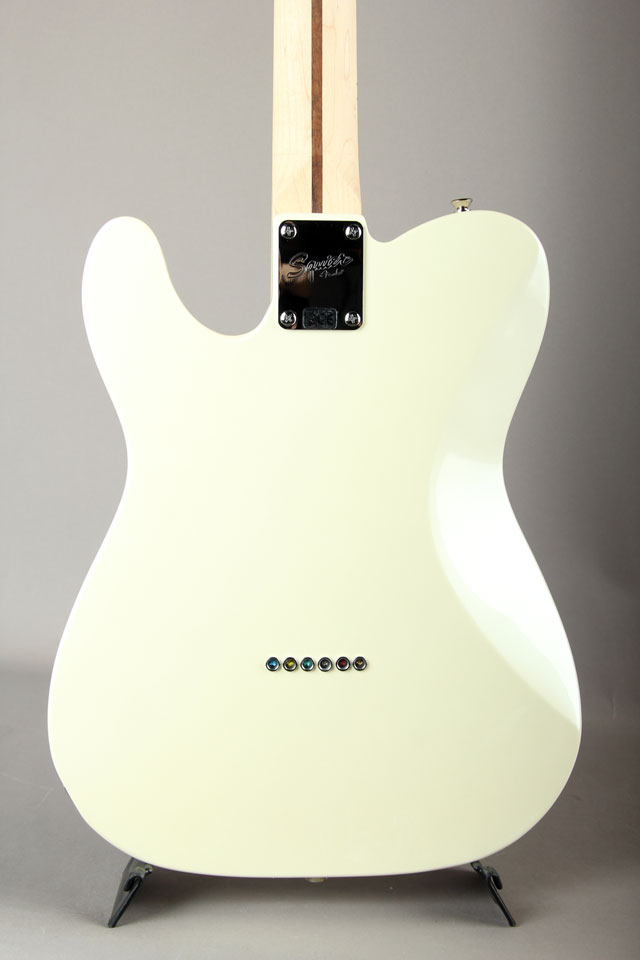 SQUIER Contemporary Telecaster HH Pearl White スクワイヤー サブ画像1