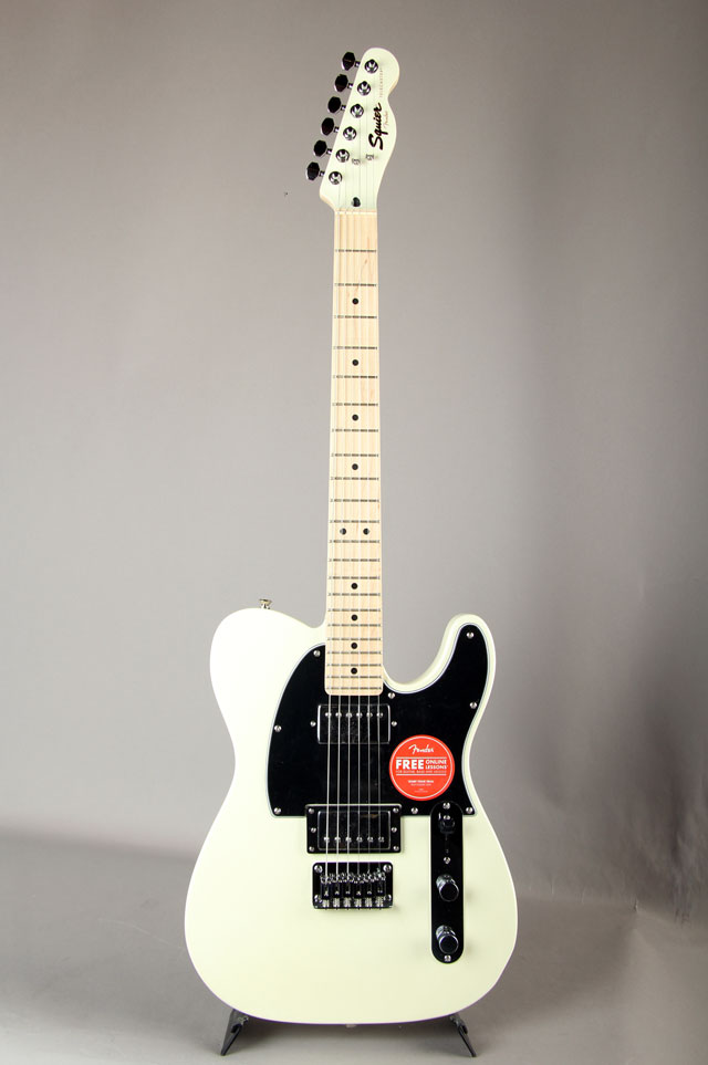 SQUIER Contemporary Telecaster HH Pearl White スクワイヤー サブ画像2