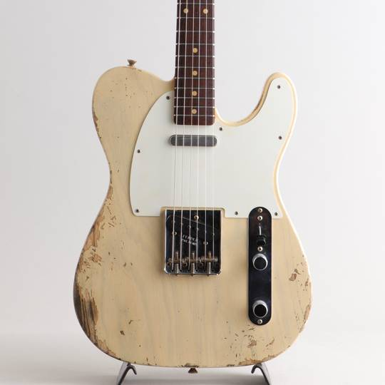 1960 Telecaster Heavy Relic/Aged Vintage Blonde【S/N:R104097】