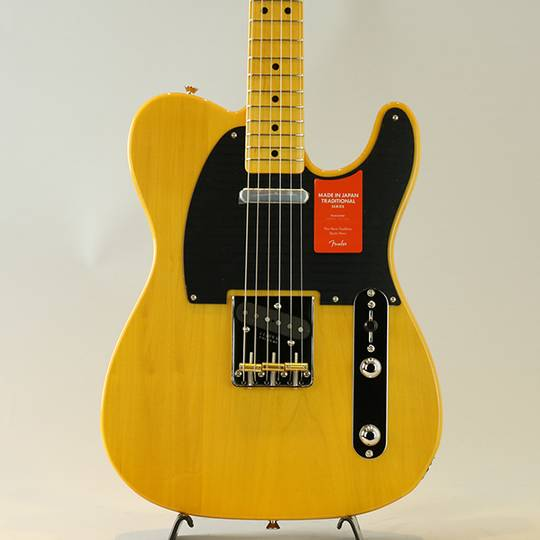 Made In Japan Traditional 50s Telecaster/Vintage Natural【S/N:JD19010267】