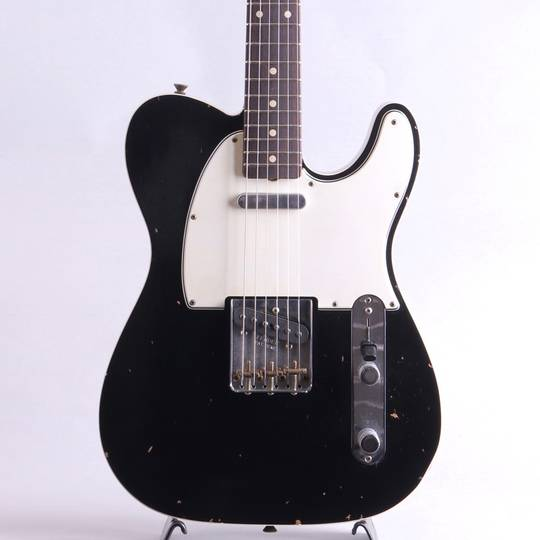 MBS 1963 Custom Telecaster Journeyman Relic Black Built by Vincent Van Trigt