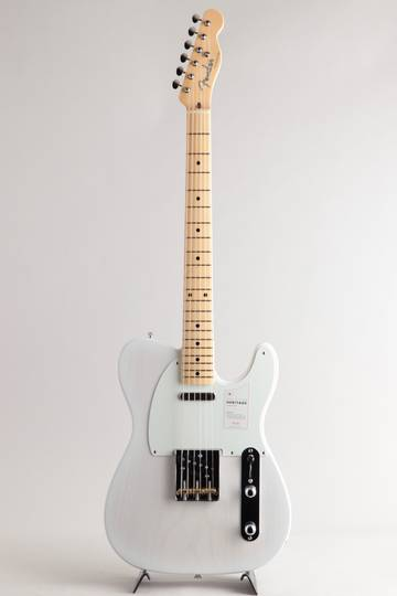 FENDER Made in Japan Heritage 50s Telecaster/White Blonde【S/N:JD20017610】 フェンダー サブ画像2