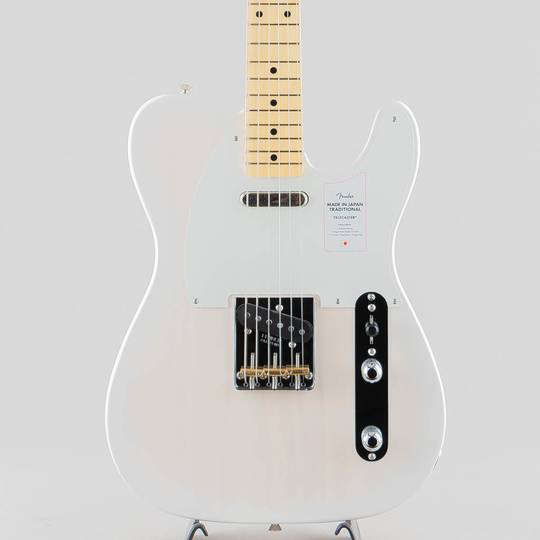 Made in Japan Traditional 50s Telecaster/White Blonde