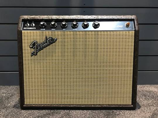 Limited Edition '65 Princeton Reverb Western