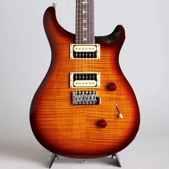 SE Custom 24 Tobacco Sunburst