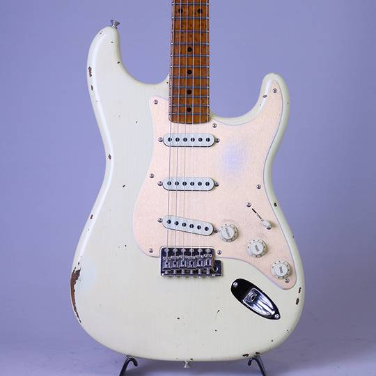 Namm Limited Edition 1956 Roasted Stratocaster Relic/Aged Vintage White【S/N:CZ542154】