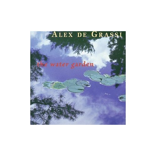ALEX DE GRASSI / THE WATER GARDEN('98)