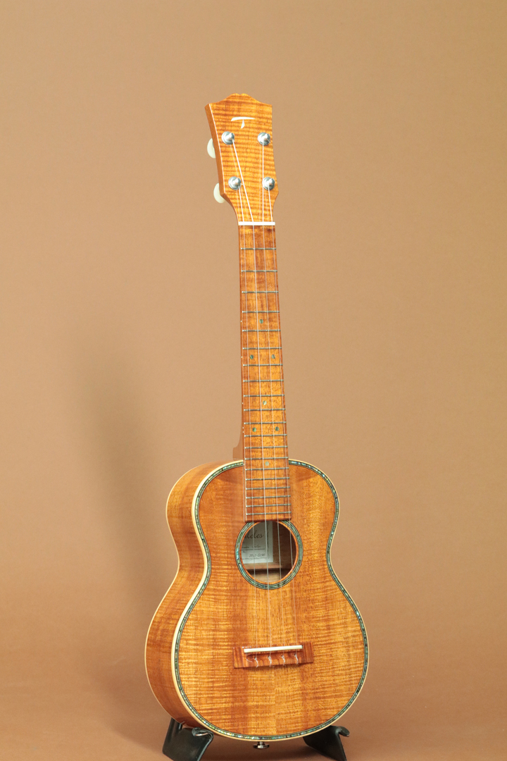 T's Ukuleles CS-250pf/LTD-DX Concert ティーズウクレレ