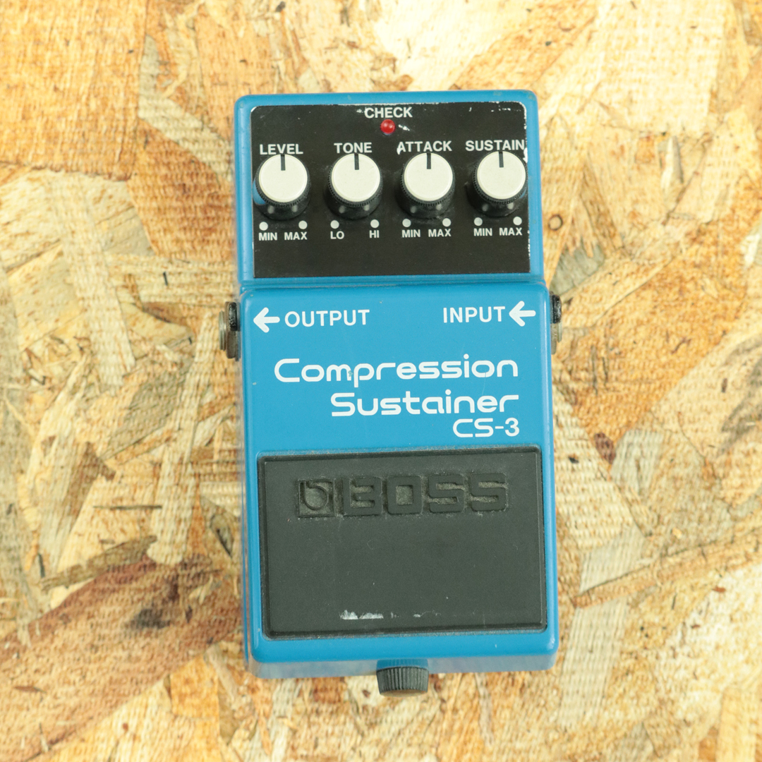 Compression Sustainer CS-3