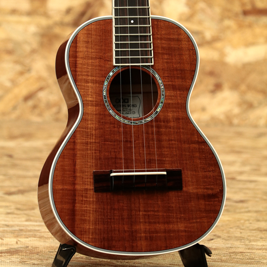 CT-46 Hawaiian Koa Tenor