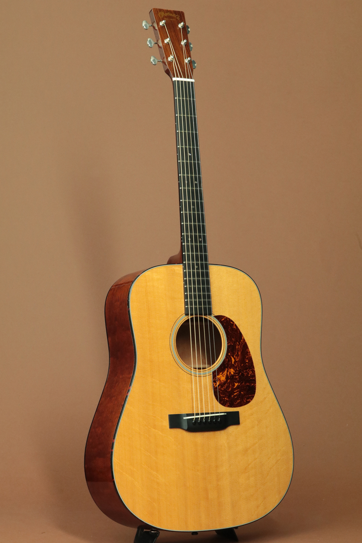 CTM D-18 Quilted Mahogany