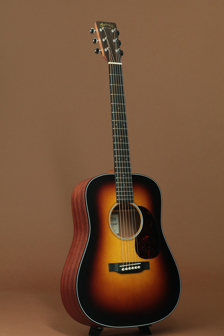 D Jr. E (Dreadnought Junior) Sunburst