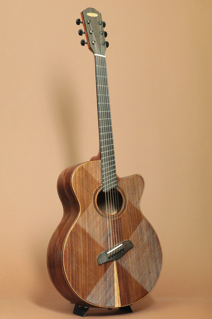 Grand Concert Balinese Rosewood